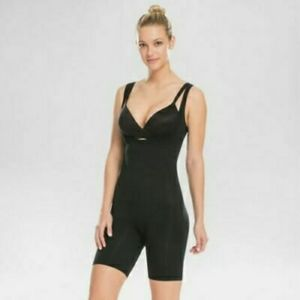 Spanx Open Bust Mid-Thigh Shaper